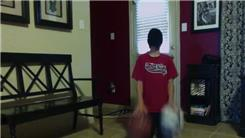 Longest Time Dribbling Two Basketballs While Blindfolded