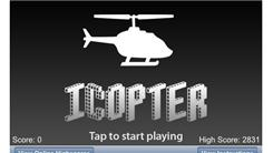 "Highest Score On ""Icopter"""