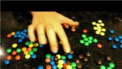 Fastest Time To Sort A Pack Of M&M's By Color