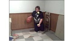 Most Consecutive Times To Alternate Hands In 30 Seconds While Juggling Two Tennis Balls and Dribbling A Basketball