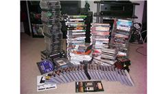 Largest Collection Of Fighting Genre Video Games