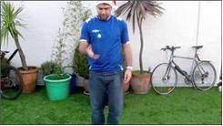 Most Consecutive Soccer Juggles Using A Brussels Sprout