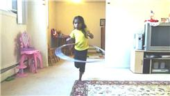 Longest Time Hula Hooping While Standing On One Leg