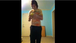 Most Kendama Spikes Completed In One Minute
