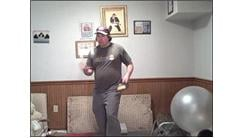 Fastest Time To Do 50 Consecutive Waffle Flips In A Skillet While Juggling Two Eggs