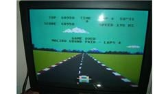 Highest Score In The Malibu Grand Prix In Pole Position (Atari 5200)
