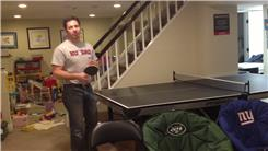 Most Table Tennis Volleys Between An Uncle And His Nephew