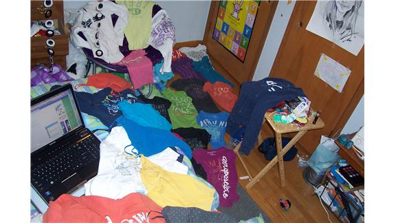 Largest Aeropostale Shirt Collection