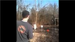 Farthest Distance To Shoot A Balloon From Hip Level Using A Handgun