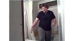 Most Balls Juggled In A Shower Pattern While In A Shower