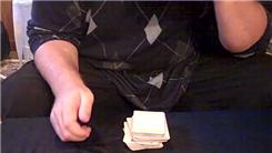 "Fastest ""Genesis False"" Card Flourish Using A Double Deck Of Cards"