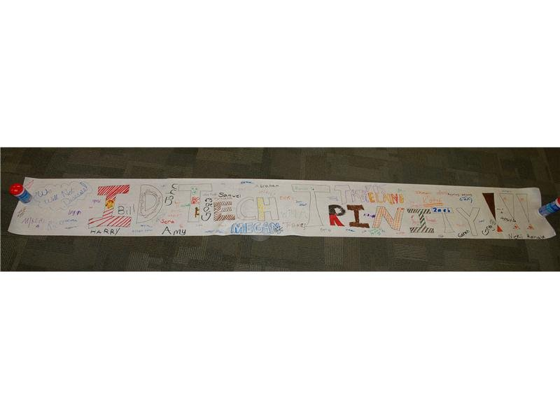 Most Signatures On A Banner