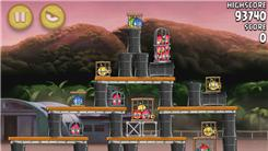 "Highest Score On Level 10-12 Of ""Angry Birds Rio"""