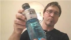 Fastest Time To Chug A 20-Ounce Bottle Of Powerade