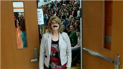 Largest Group Wearing Fake Mustaches To Raise Awareness Against Bullying