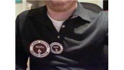 Most URDB Patches On A Shirt