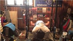 Most Times To Bench Press 225-Pound Weight