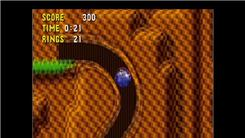 "Fastest Time To Complete Green Hill Zone Act 1 In ""Sonic The Hedgehog"""