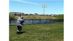 Most Golf Balls Hit Over Fence Into Pond In 30 Seconds