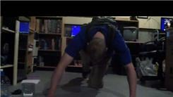 Most Push-Ups With 100 Pounds On Back