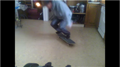 Most Consecutive 360 Flips On A Skateboard