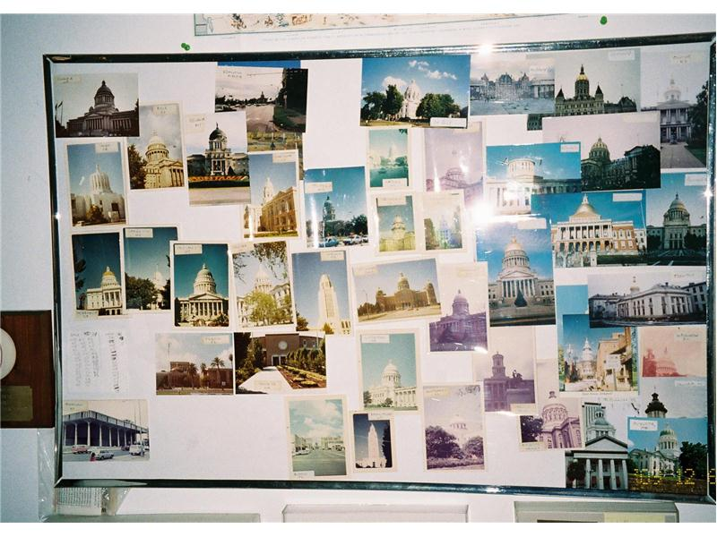 Most U.S. State Capitol Buildings Photographed