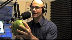 "Fastest Pronounciation Of The Word ""Fresh"" While Holding A Watermelon"