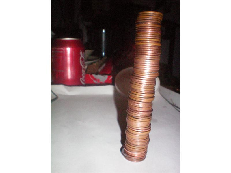 Tallest Penny Tower
