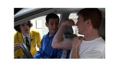 Most Bicep Flexes To Impress A Passenger In A Prius In 30 Seconds