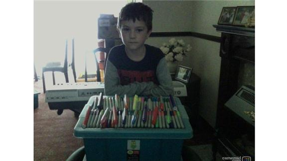 Largest Felt-Tip Pen Collection