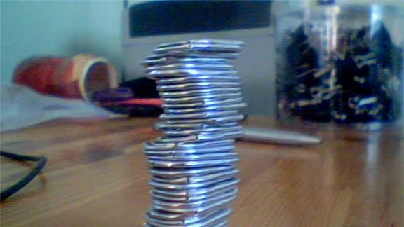 Tallest Ring Pull Tower