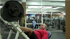 Most Leg Presses With An 800-Pound Weight In 80 Seconds