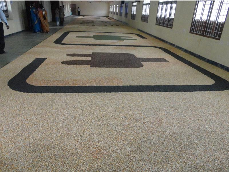 Largest Seed Mosaic