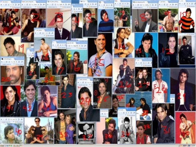Most Images Of \'Uncle Jesse\' Viewed On A Web Browser At Once
