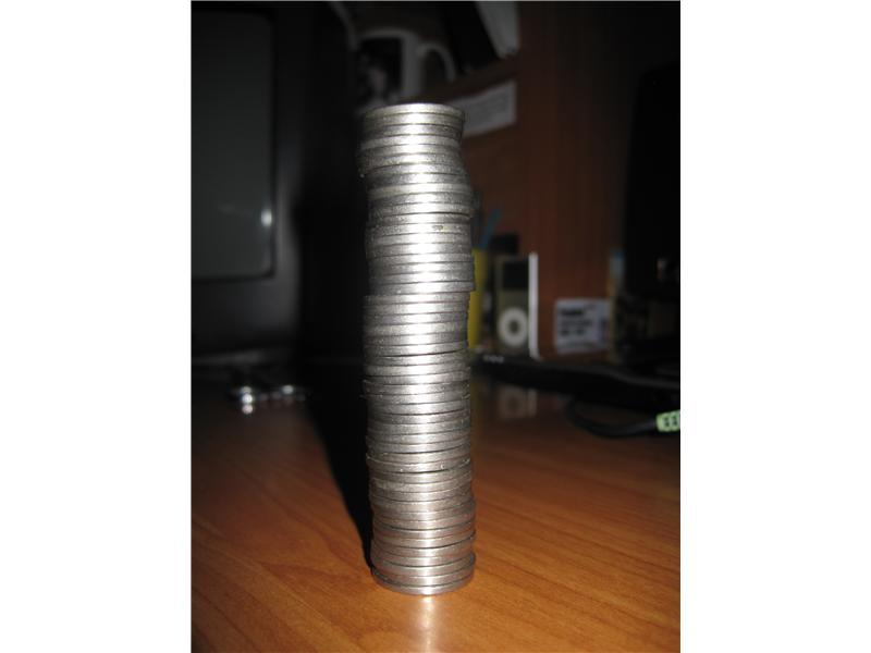 Tallest Nickel Tower