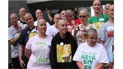 Largest Group To Shave Heads In Solidarity With People Battling Cancer