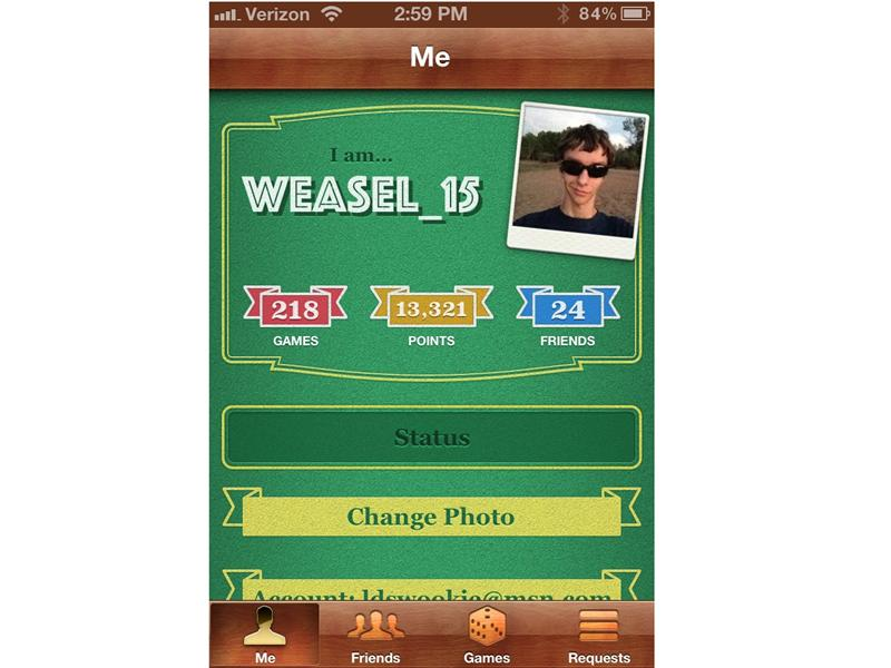Most iPhone Game Center Friends