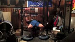 Most Consecutive Reps Bench Pressing 250-Pound Weight