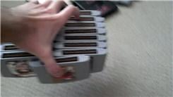 Most Nintendo 64 Cartridges Held Upside Down In One Hand At Once