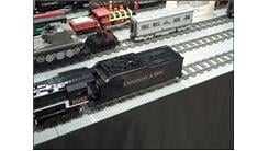 Longest Lego Locomotive