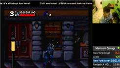 "Fastest Completion Of ""Spider-Man And Venom: Maximum Carnage"" (SNES)"