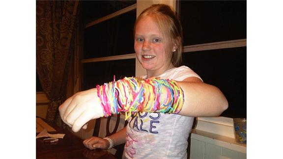 Most Animal Bracelets Worn On Wrist At Once