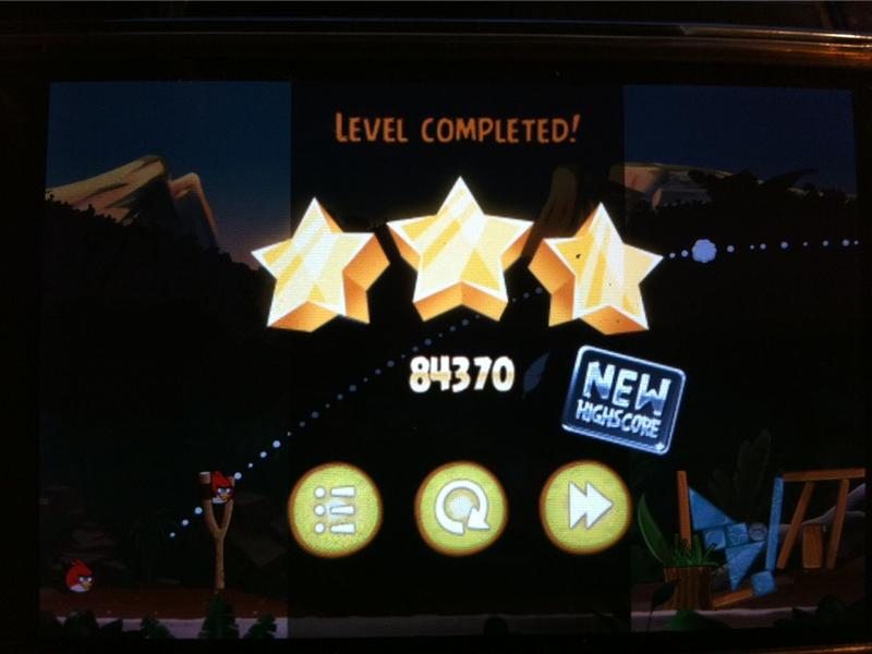 Highest Score On Level 3-2 Of