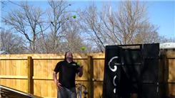 Most Catches Juggling Three Tennis Balls In One Hand In Columns