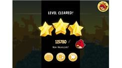 "Highest Score On Level 1-21 Of ""Angry Birds"""