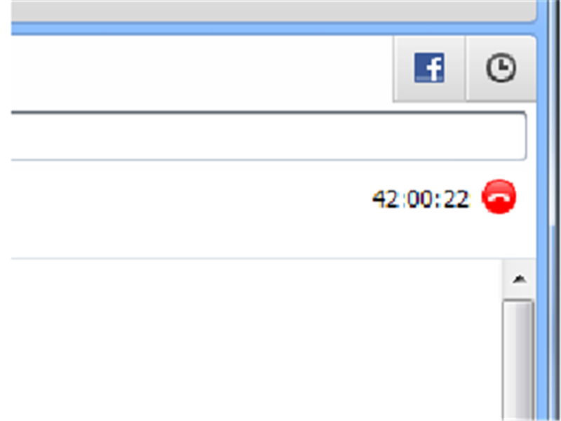 Longest Active Skype Call
