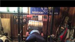 Most Reps Bench Pressing A 152-Pound Keg