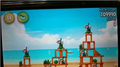 "Highest Score On Level 5-2 Of ""Angry Birds Rio"""