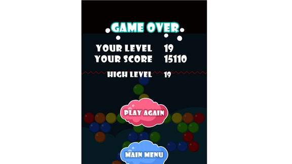 Highest Level Reached On