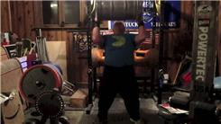 Most Reps Curling A 101-Pound Keg